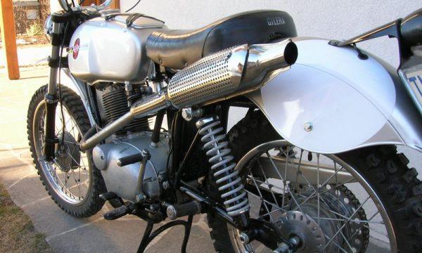 GILERA 124 5V Regolarità Casa – (1966/1975) – Italia