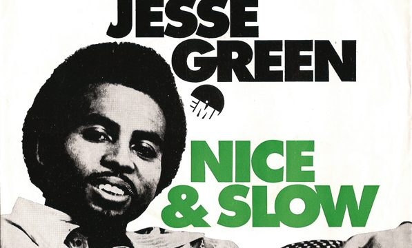 NICE AND SLOW / FLIP – Jesse Green – (1976)