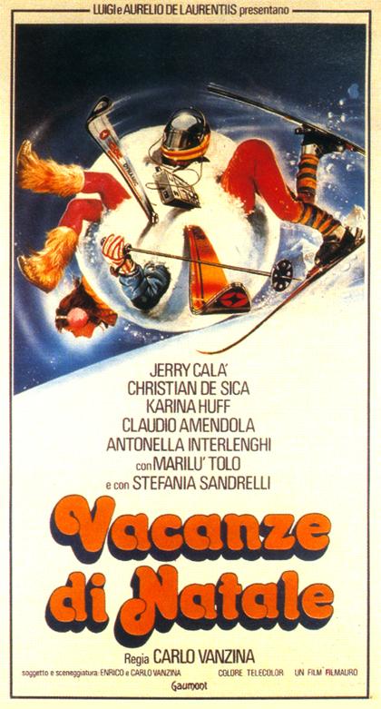 locandina vacanze di natale 1983