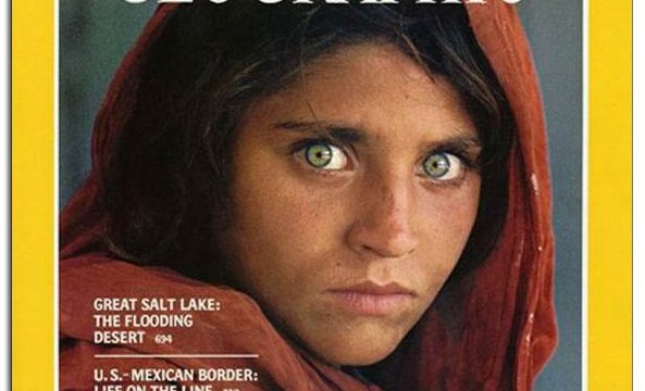SHARBAT GULA (National Geographic) – Come era e Come è