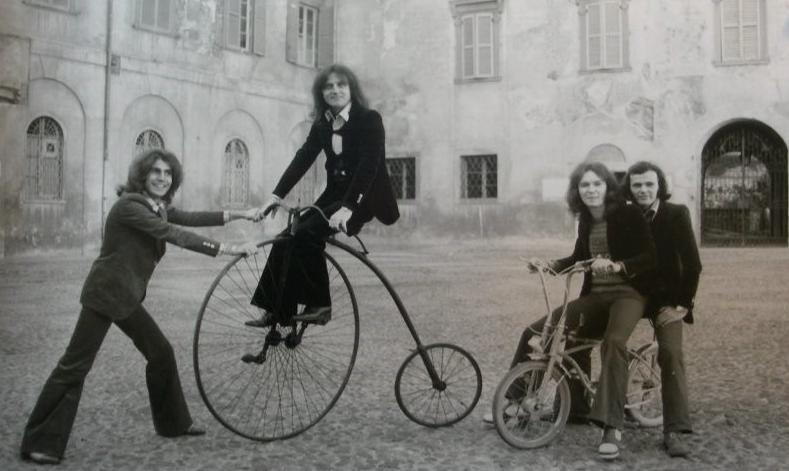 pooh foto 1974 componenti