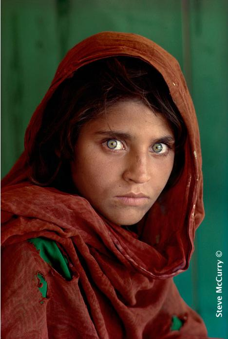 sharbat gula nel 1984 copertina giovane young