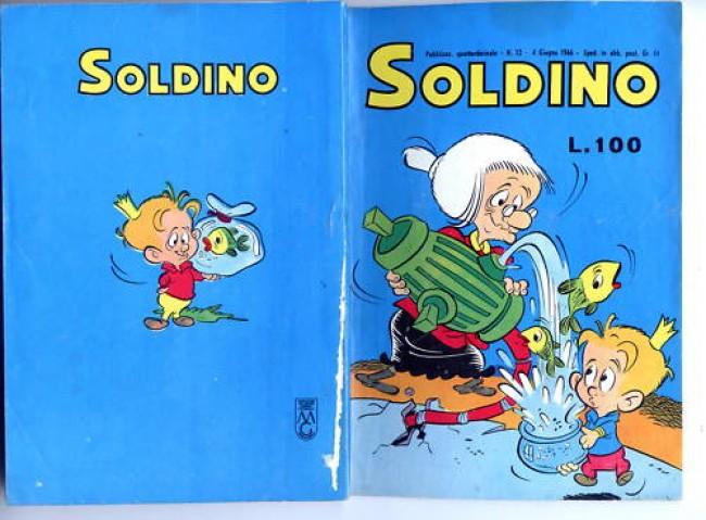 soldino copertina 1966