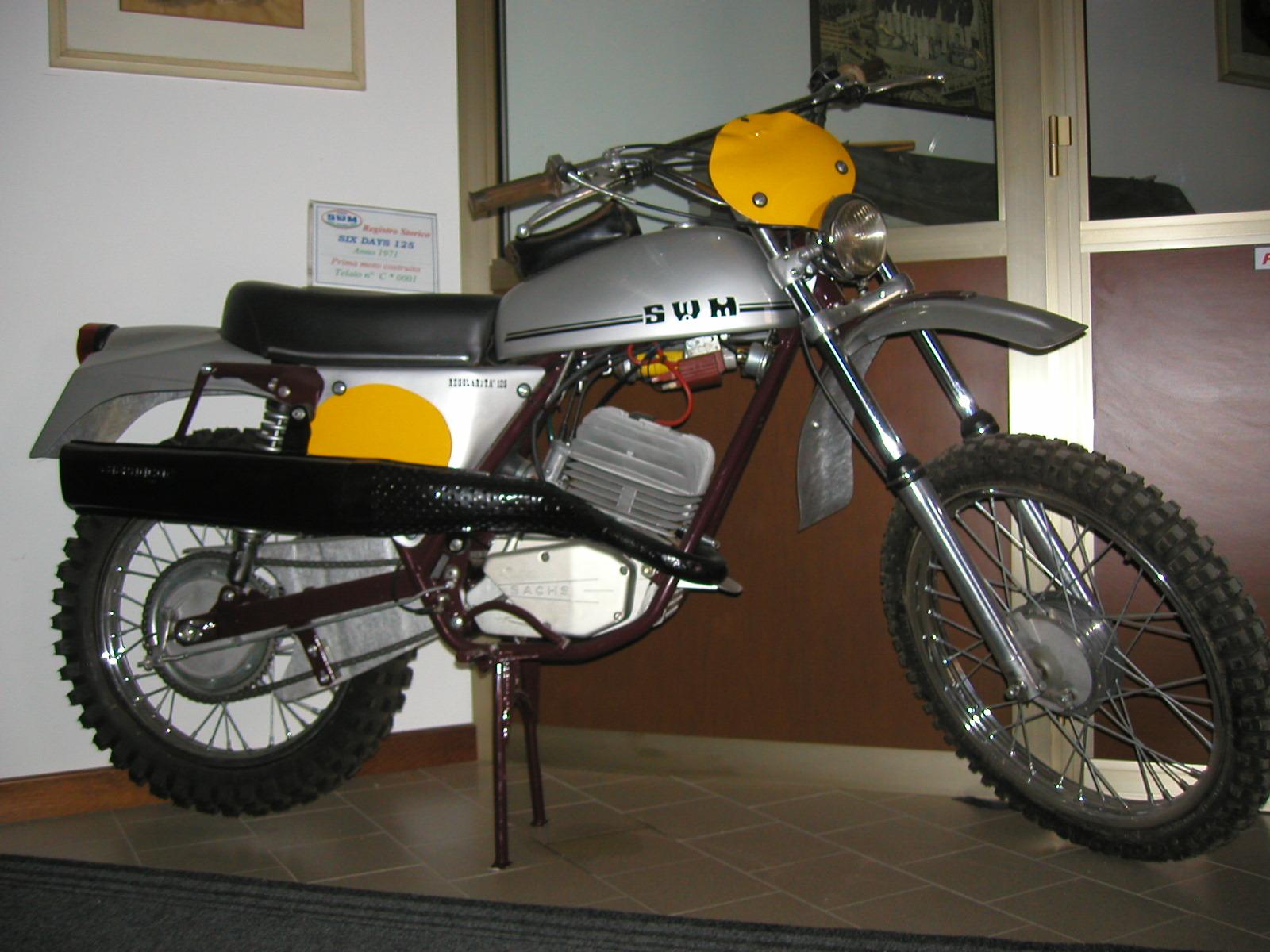 swm 125