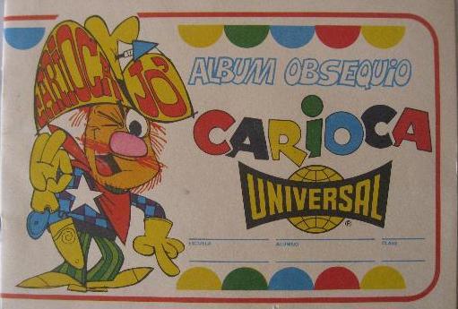 ALBUM CARIOCA UNIVERSAL