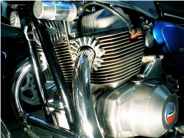benelli tornado 650 motore engine