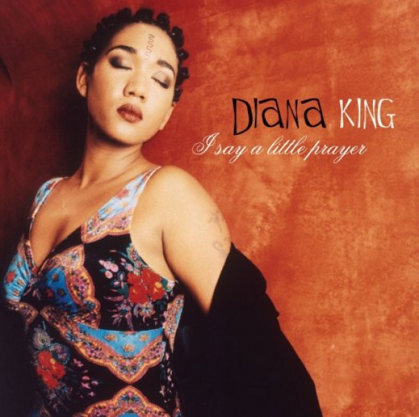 diana king i say a little prayer copertina