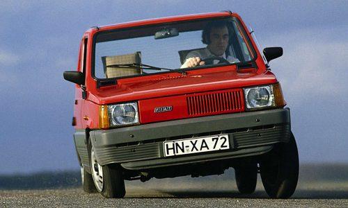 La storia dell'auto: FIAT PANDA 1°Serie – (1980/1985)