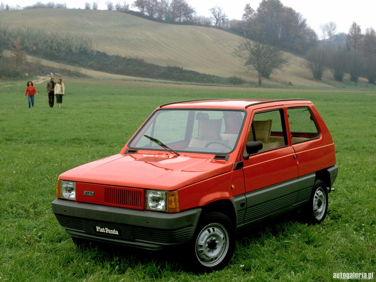 FIAT PANDA 1980 1 SERIE