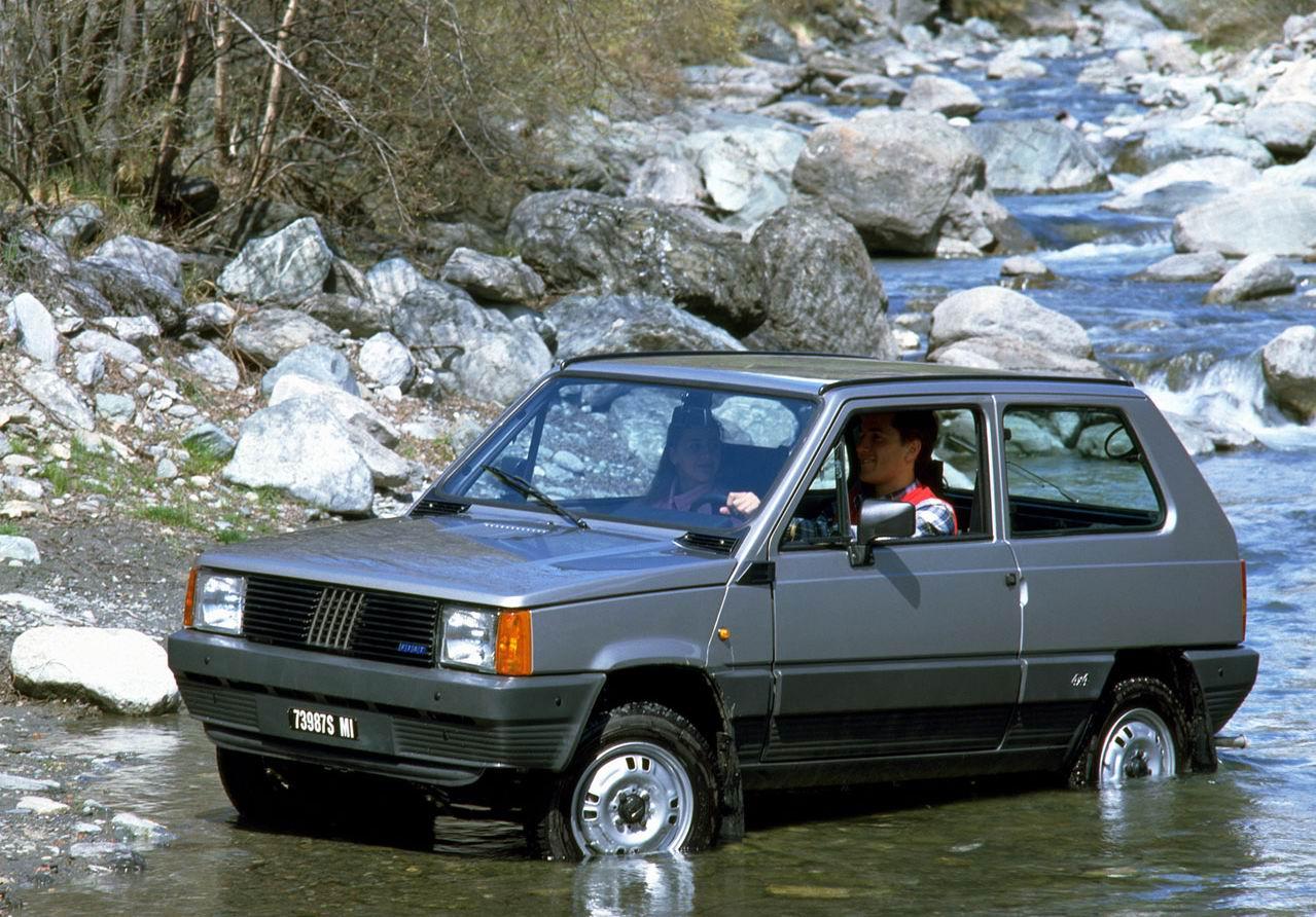 FIAT PANDA 1983 4X4 PRIMA SERIE