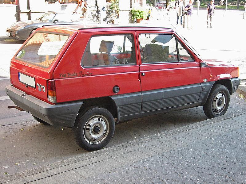 FIAT PANDA 34 JUNIOR
