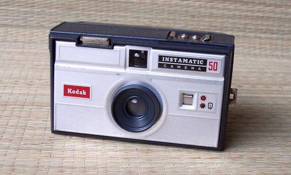 KODAK INSTAMATIC 50 / KODAK EKTRA 22 – (1963-1978)