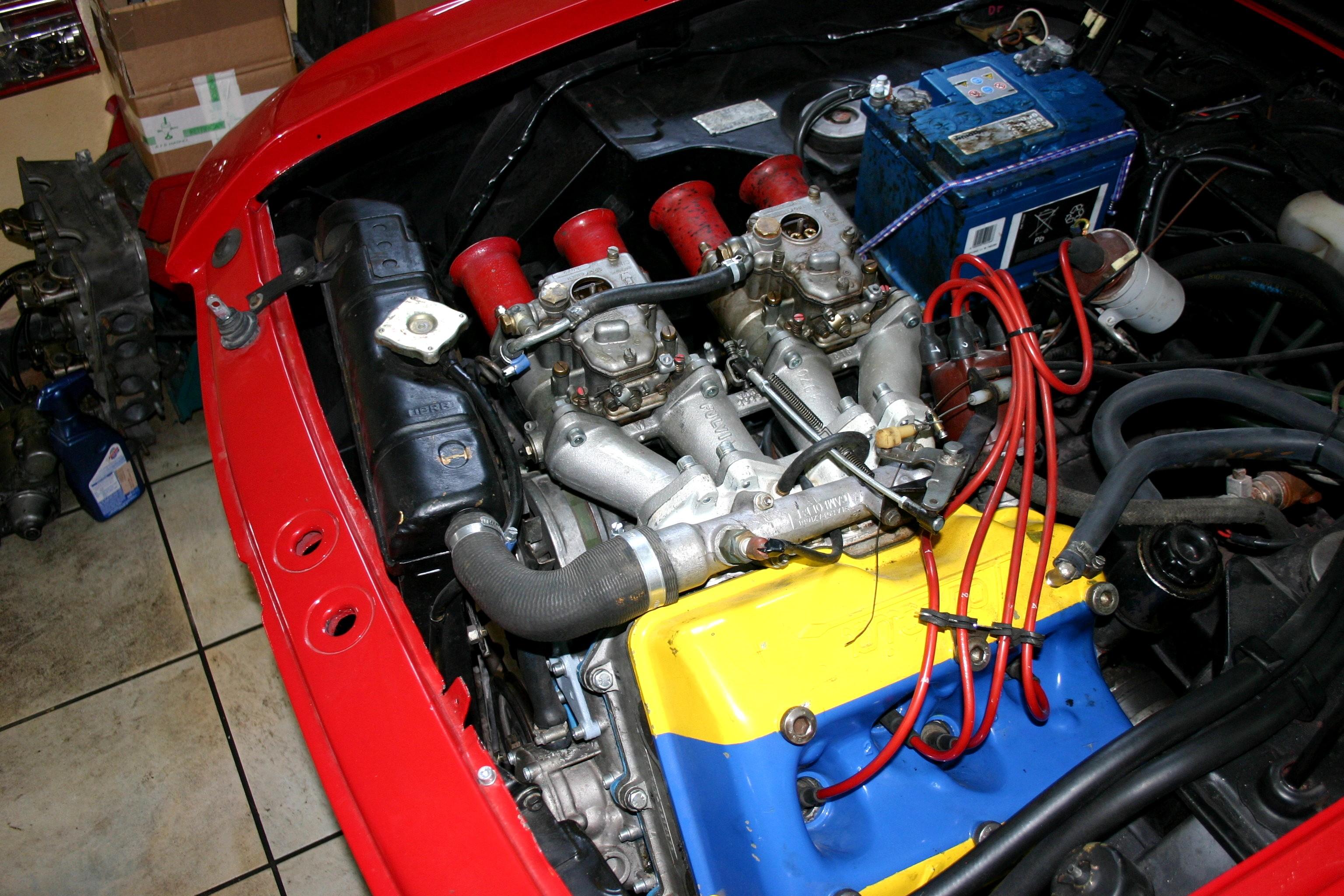 Lancia Fulvia 1600 competizione
