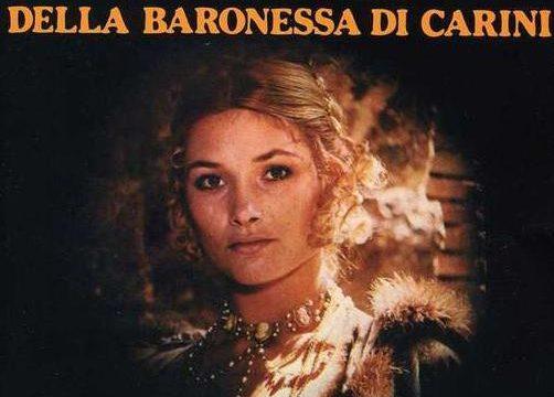 L'AMARO CASO DELLA BARONESSA DI CARINI – Sceneggiato TV – (1975)