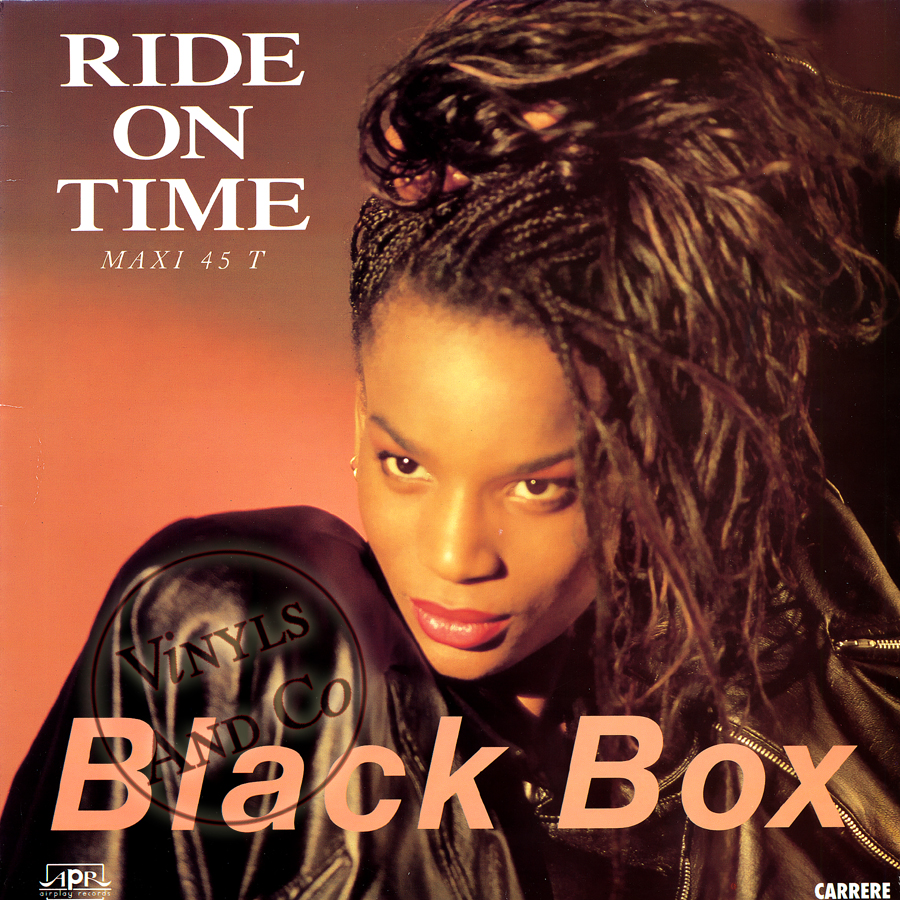 ride on time black box copertina