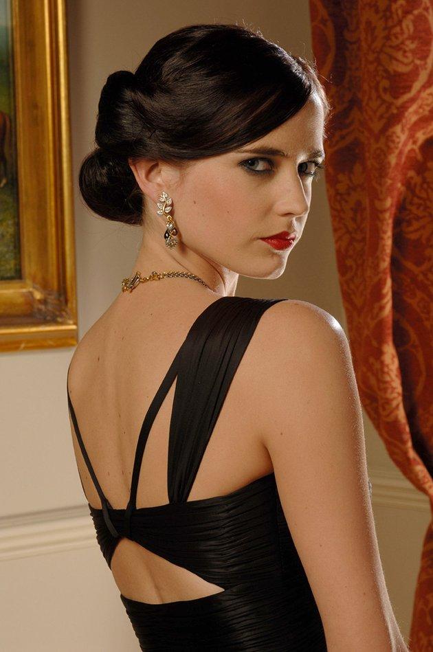 bond girl eva green  Bond Girls: Skyfall. Getty Images. 'I'm trying to do all my own stunts.