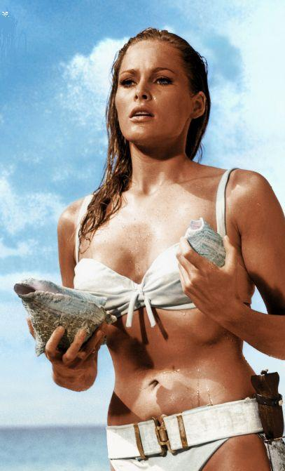 bond girl ursula andress