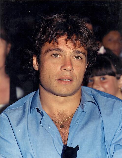 claudio amendola giovane 1989