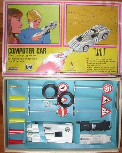 computer car barracelli
