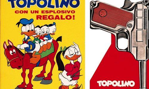 PISTOLA BANG – Gadget Topolino – (1968)