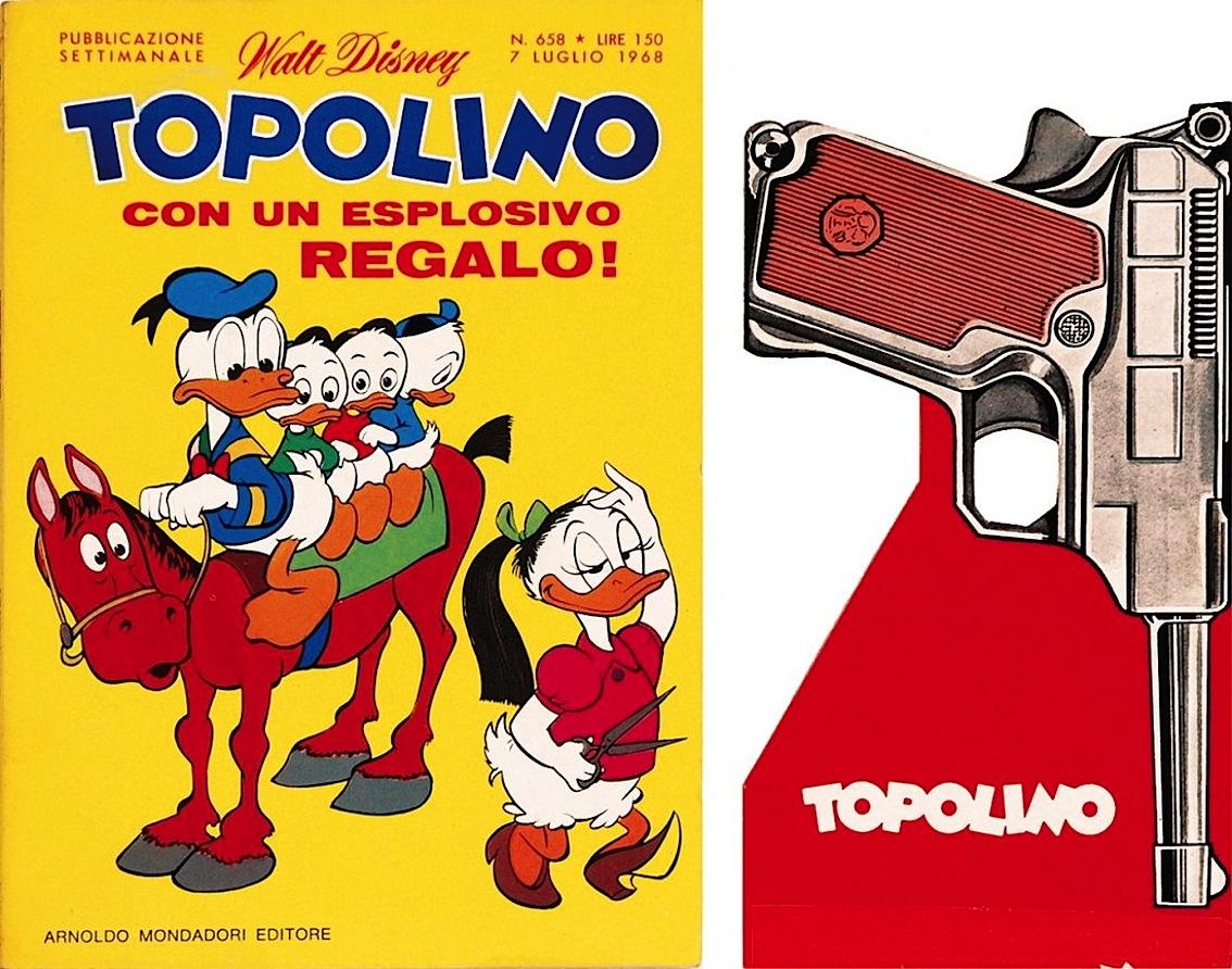 gadget_topolino_1968_pistola_bang_numero_658
