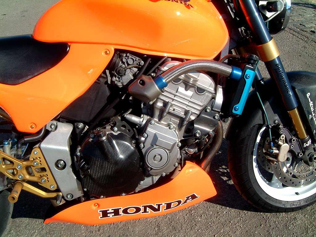hornet 600 evo motore