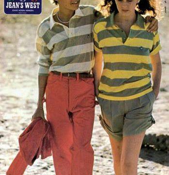 JEANS WEST (Benetton) – (1972)