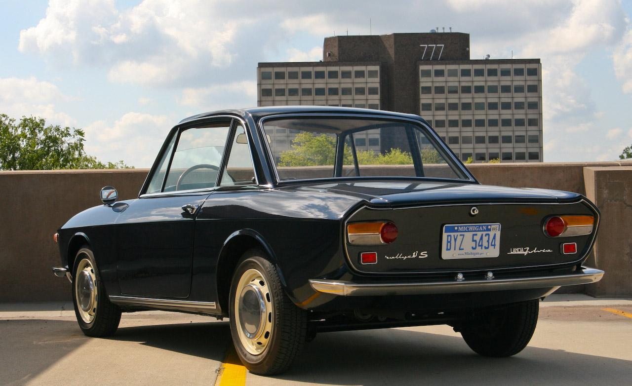La 1300 Rallye del 1968