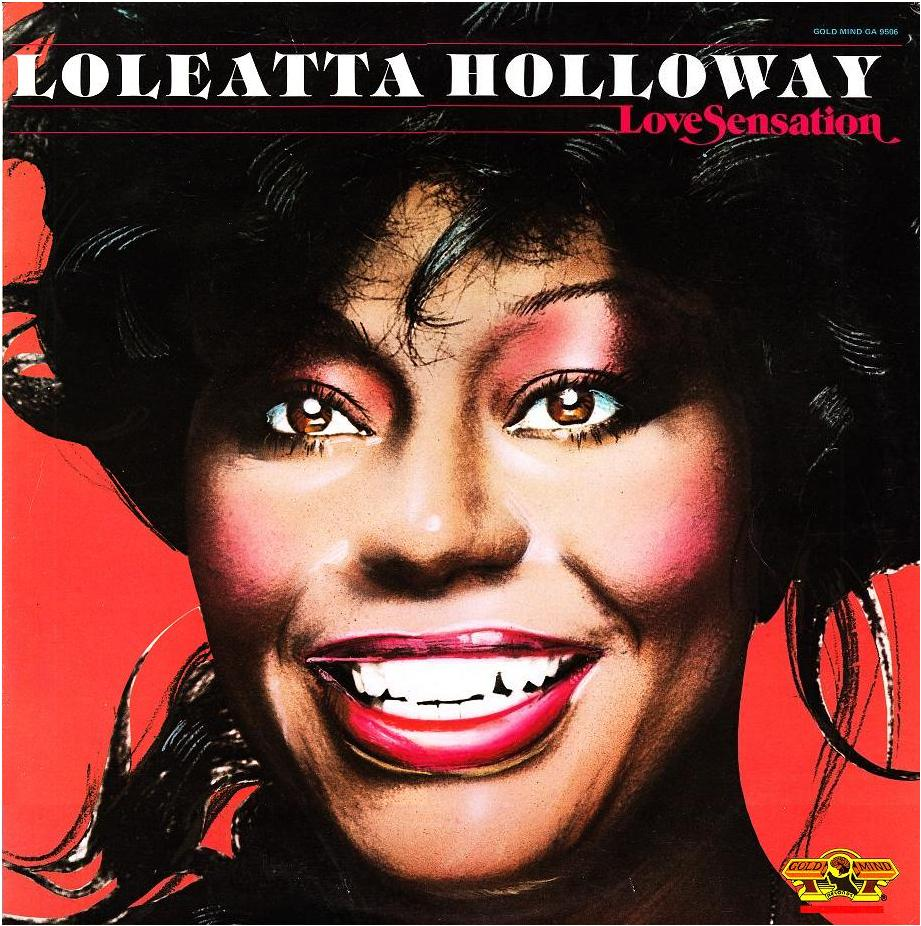 love sensation loleatta holloway copertina