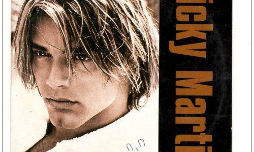 MARIA / LIVIN' LA VIDA LOCA – Ricky Martin – (1996/1999)