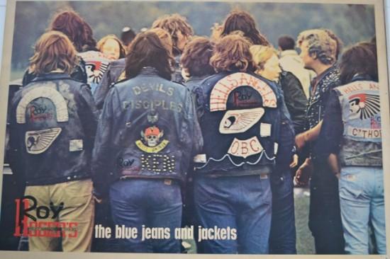 Roy roger s dal jeans moda anni anni