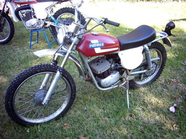 Beta Premier Enduro del 1973