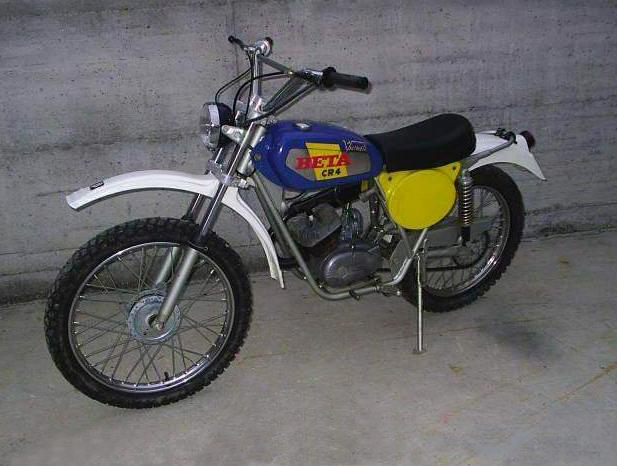 Beta Cross CR4 - Anni '70