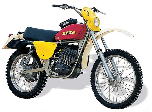 Beta Enduro 125 del 1977
