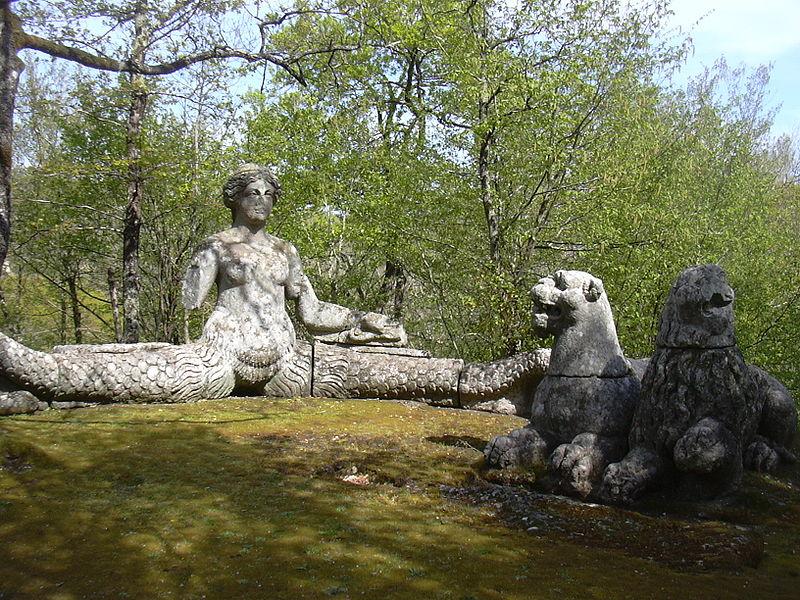 Parco dei Mostri - La Sirena