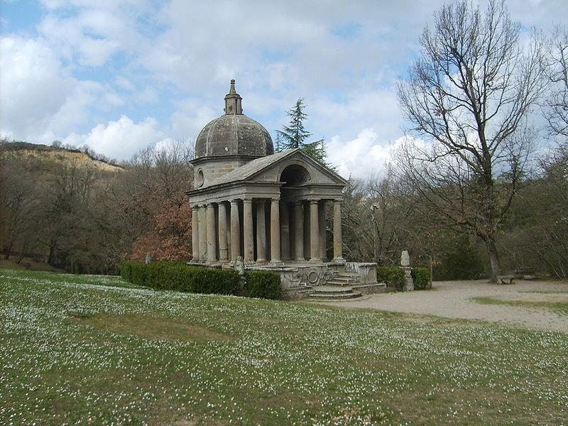 Parco dei Mostri - Il Tempietto -