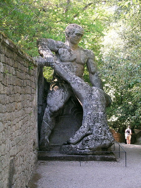 Parco dei Mostri - Ercole