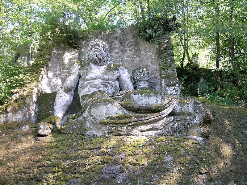 Parco dei Mostri - Nettuno -