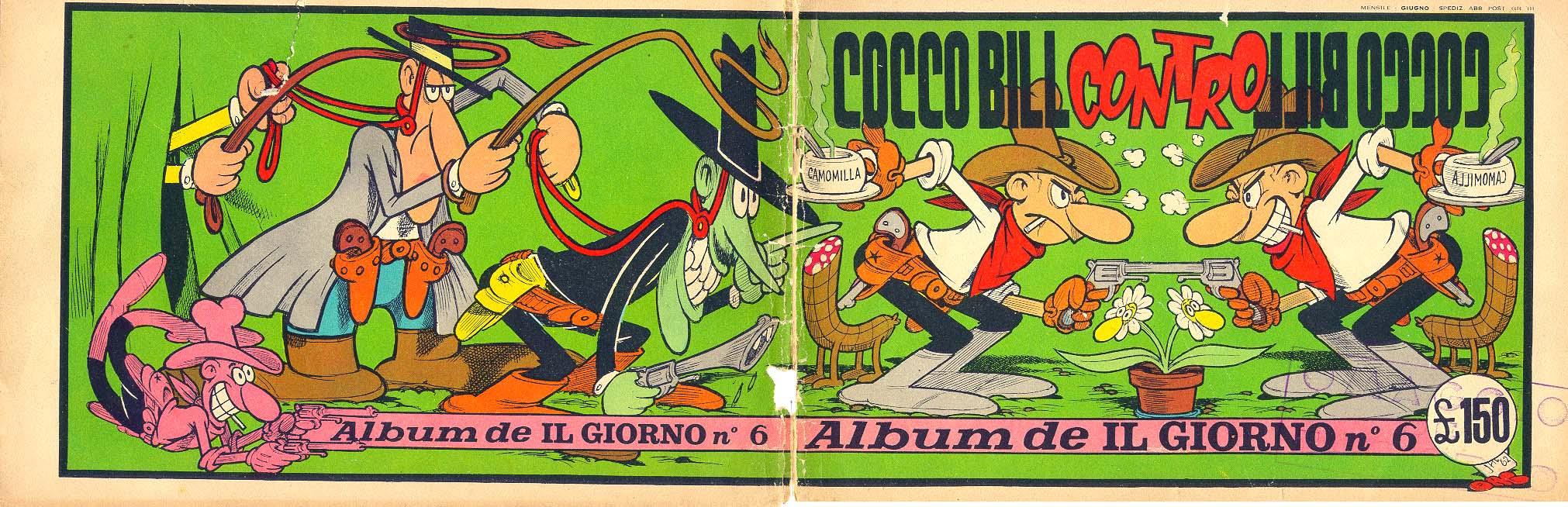 Cocco-Bill-Album-De-il-Giorno-1957