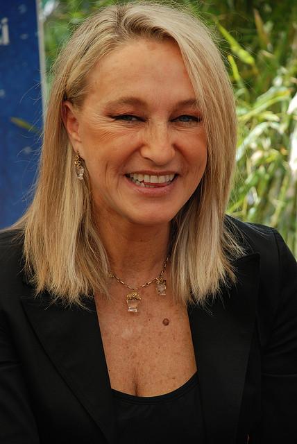 Eleonora Giorgi nel 2008