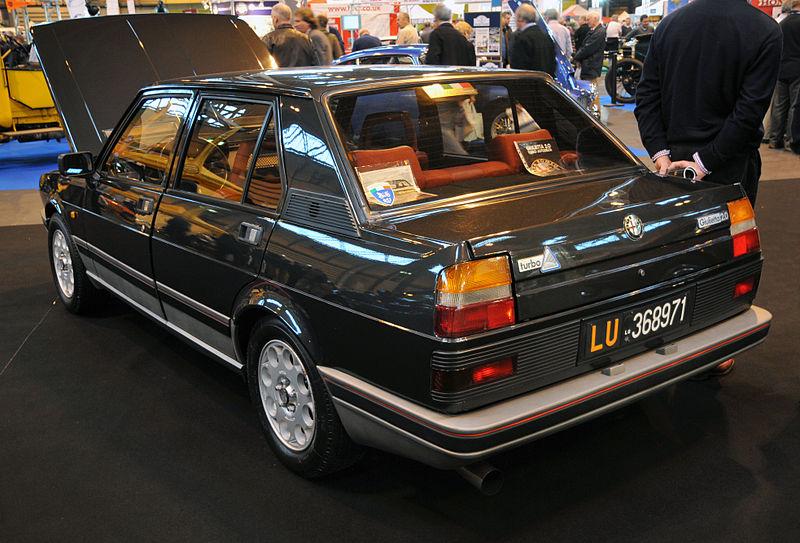Alfa Romeo Giulietta Turbodelta -