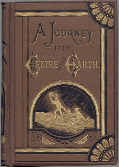 Viaggio al centro della terra (Giulio Verne) - Edizione del 1874
