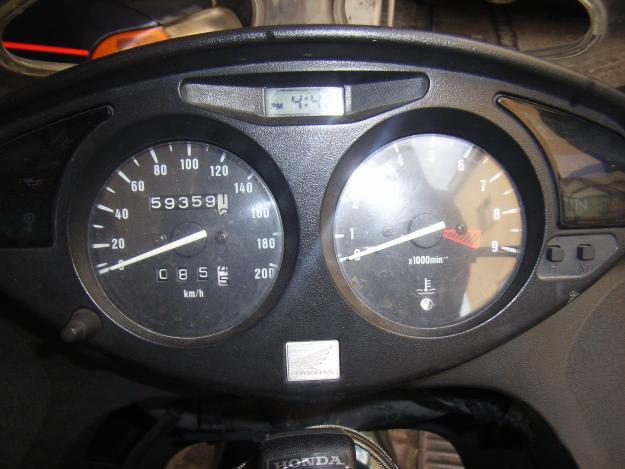 Honda NT 650 Deauville - Strumentazione -