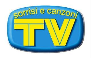 Logo Sorrisi e canzoni tv
