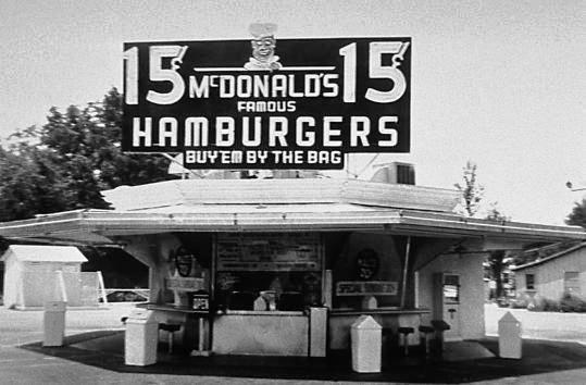 McDONALD'S – (Dal 1955 – Italia Dal 1985)