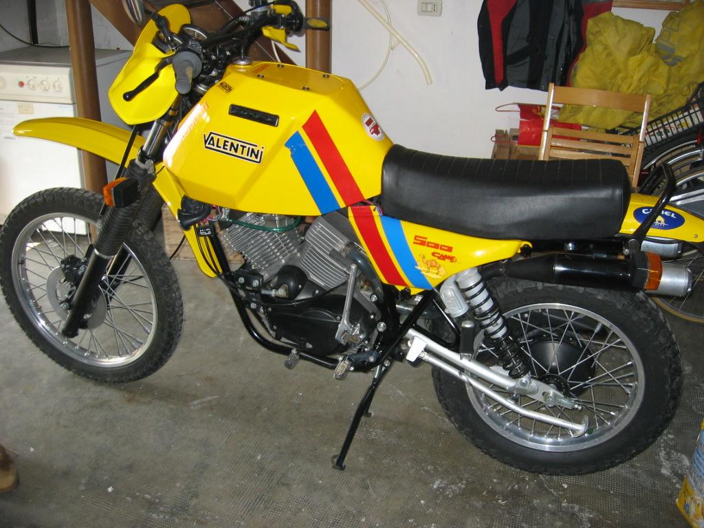 Moto Morini Camel 500 by Valenti 1a