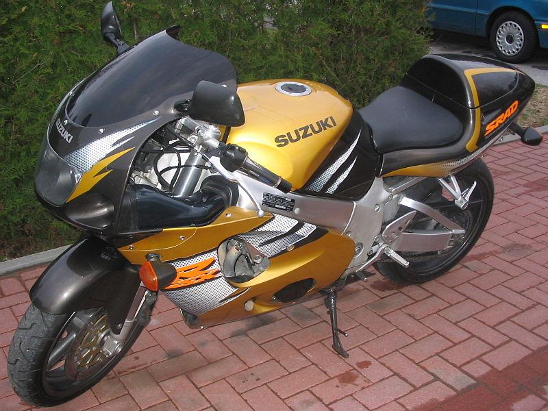 Suzuki GSX-R 750 del 1996