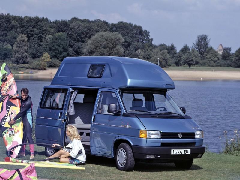 volkswagen transprter t4 westfalia camper
