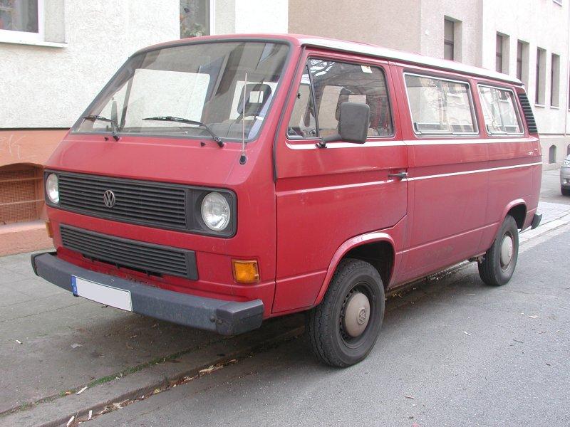 volkswagen transporter t3 t25