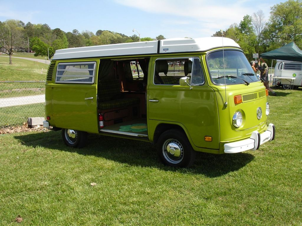 volkswagen transporter t2 t3 t4 auto epoca anni 70. Black Bedroom Furniture Sets. Home Design Ideas